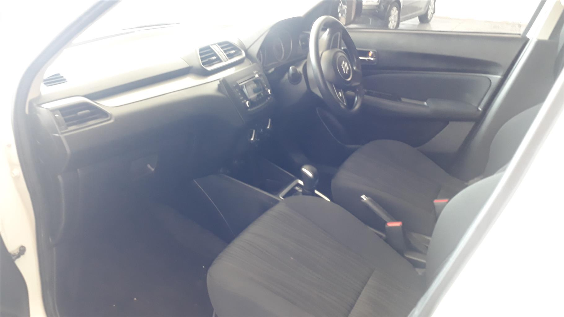 2018 Suzuki DZire sedan SWIFT DZIRE 1.2 GL A/T