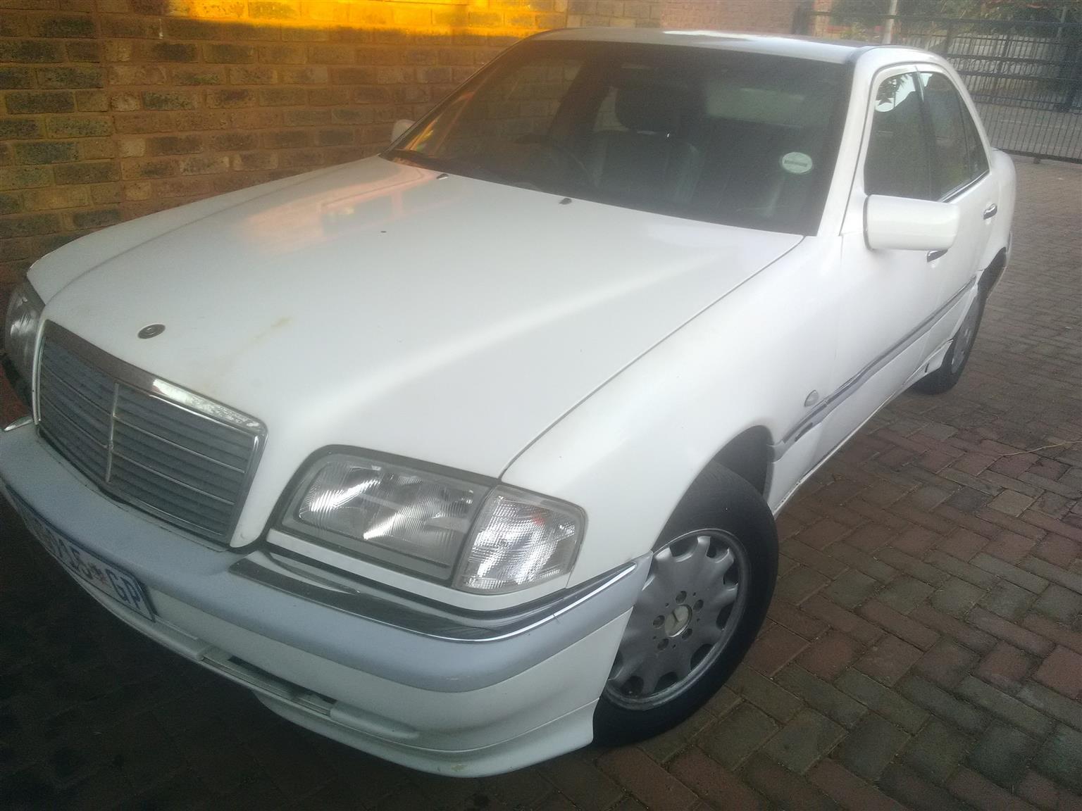 1999 Mercedes Benz C-Class C200 Edition C