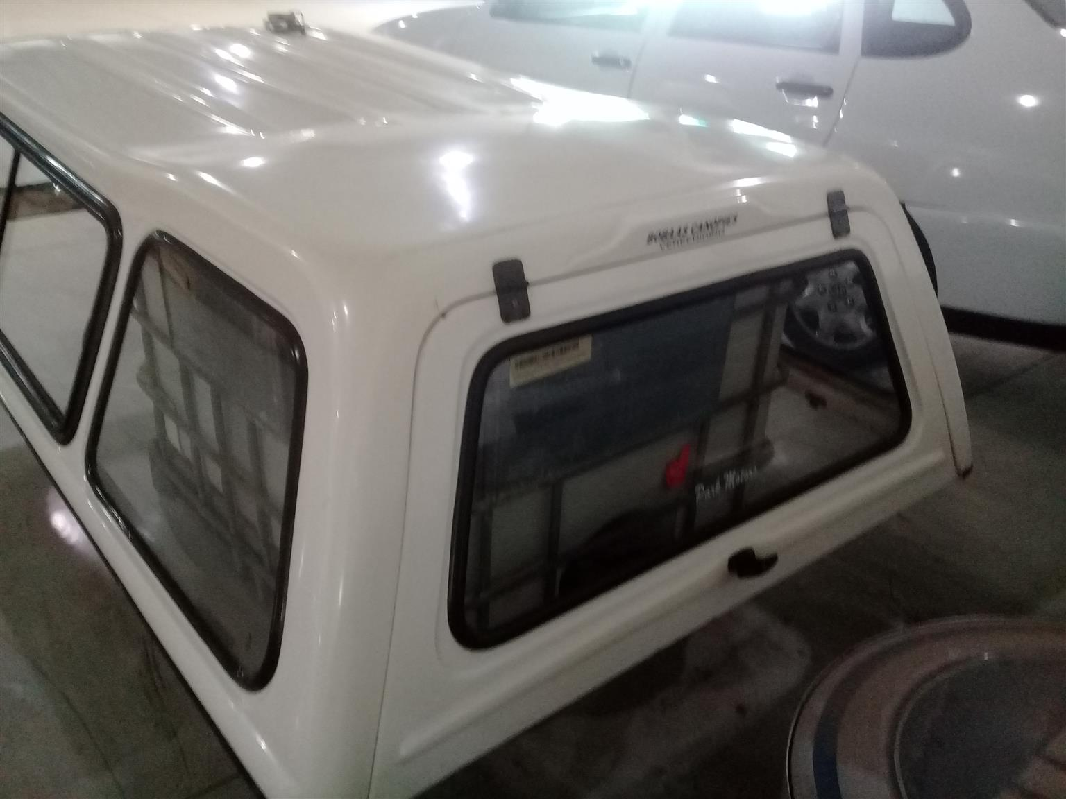 HALF DOOR CANOPY FOR 2014 HILUX LWB