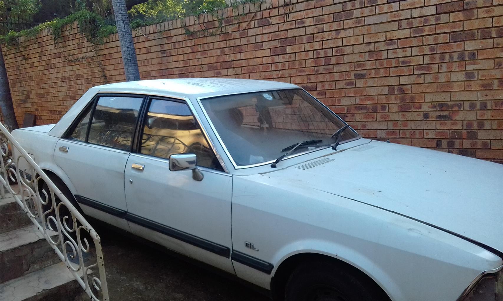 1981 Ford Granada