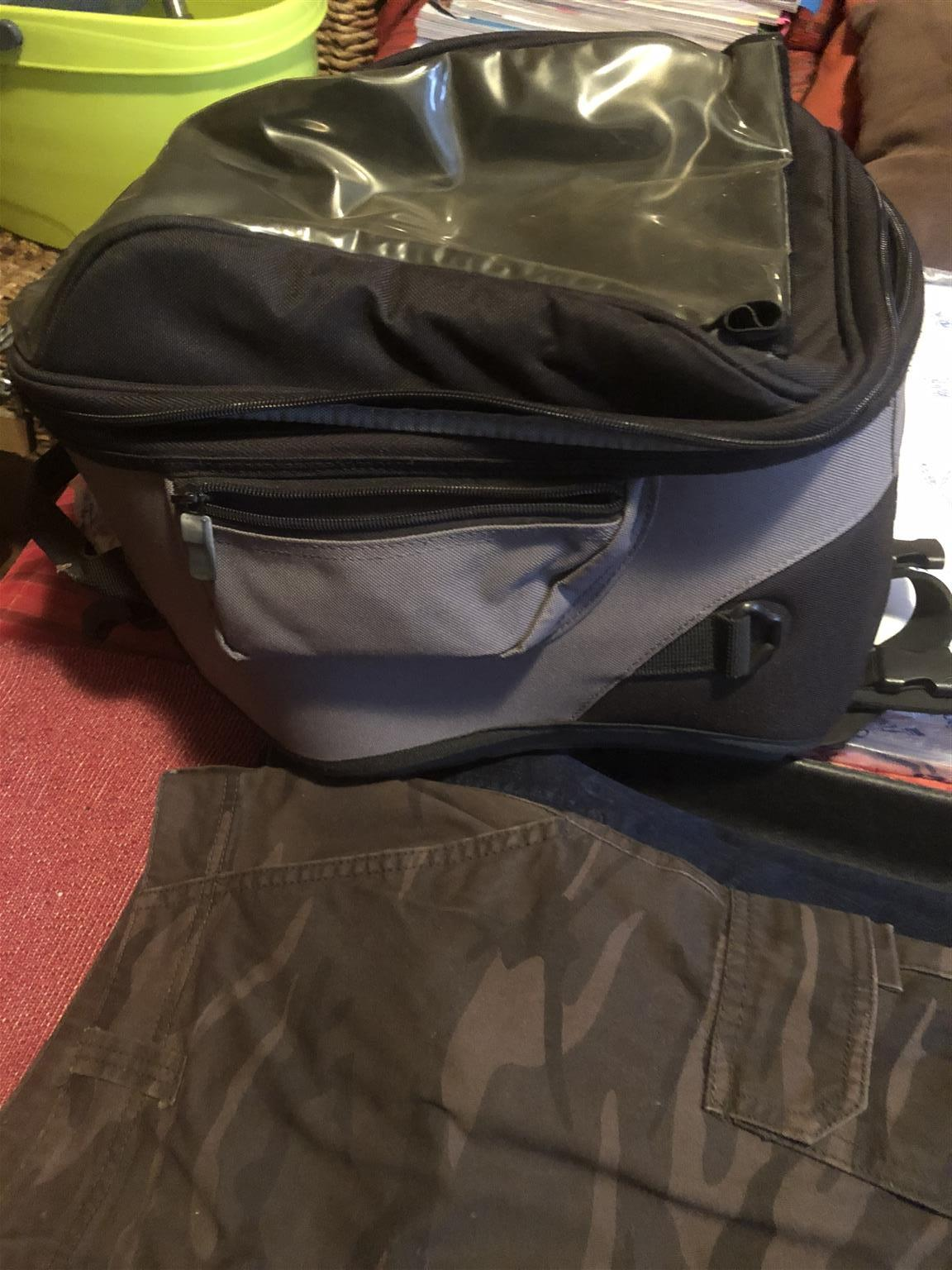 BMW tank bag