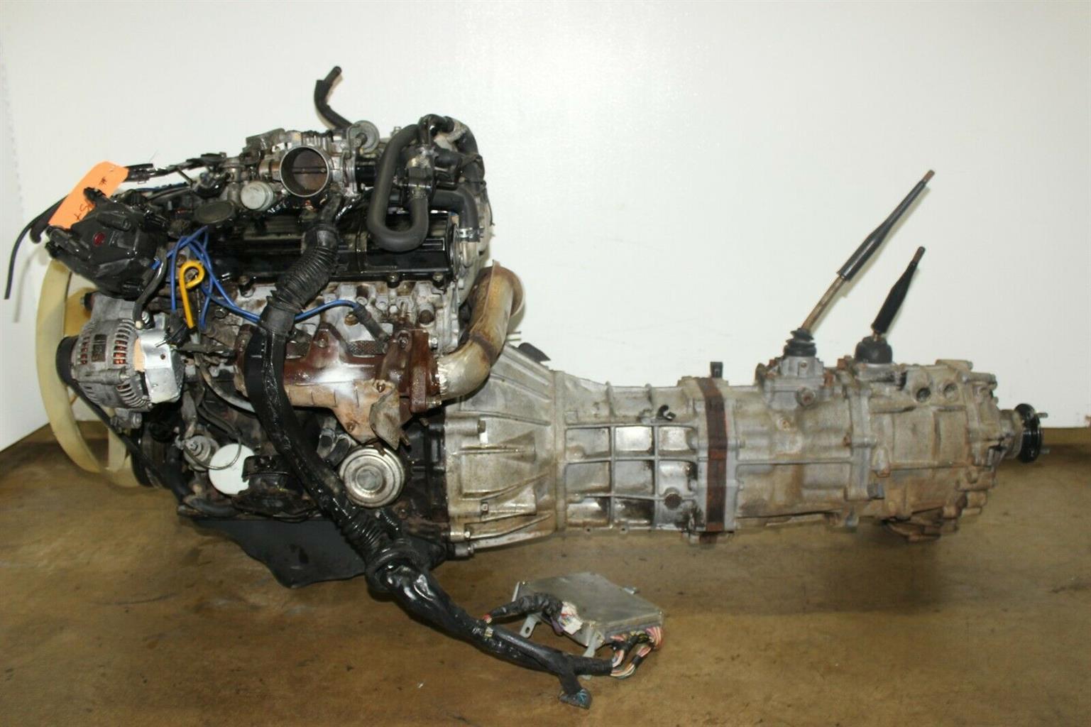 1989 1995 TOYOTA PICKUP TRUCK T100 4RUNNER 3 0L V6 ENGINE 4WD M/T 3VZ-E 3VZE