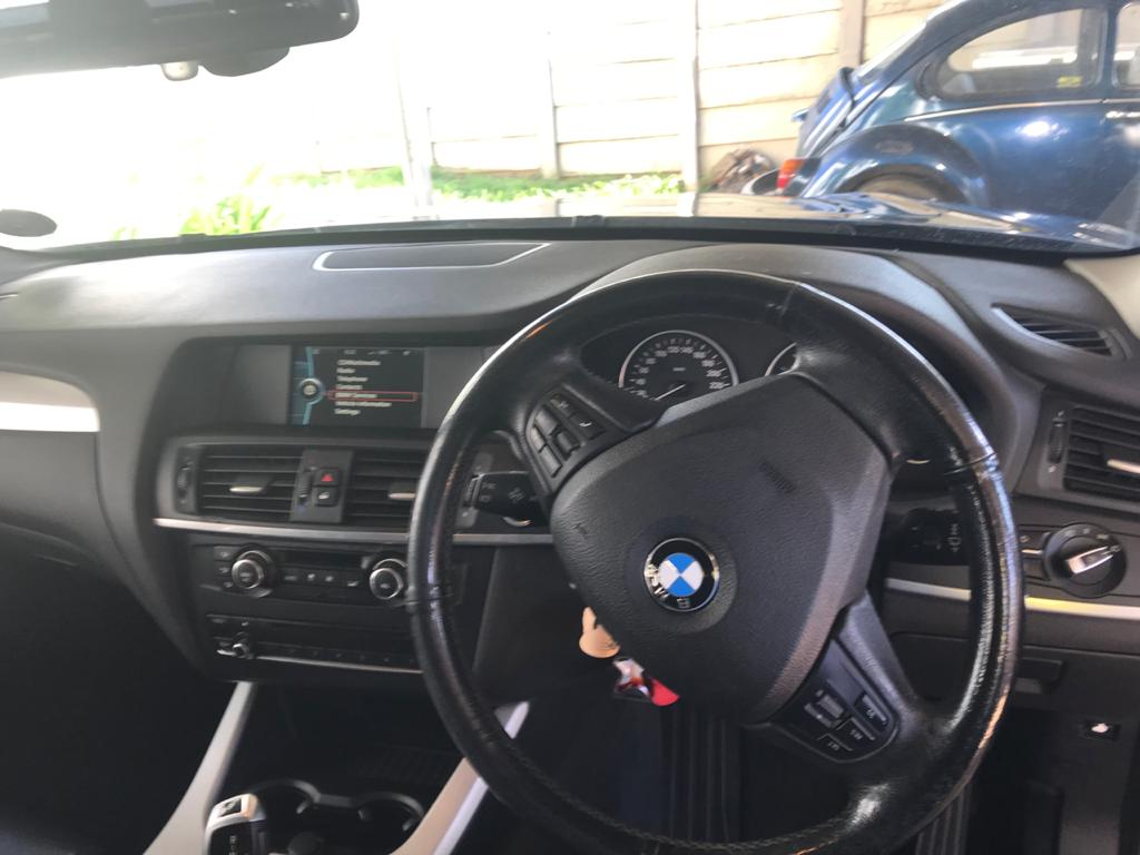 2013 BMW X3 xDRIVE 20d LUXURY LINE (G01)