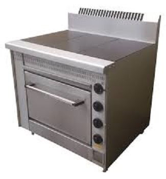 3 Plate Stove And Oven - BBRW