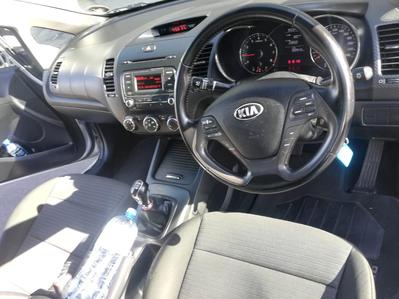 2014 Kia Cerato sedan 1.6 EX auto