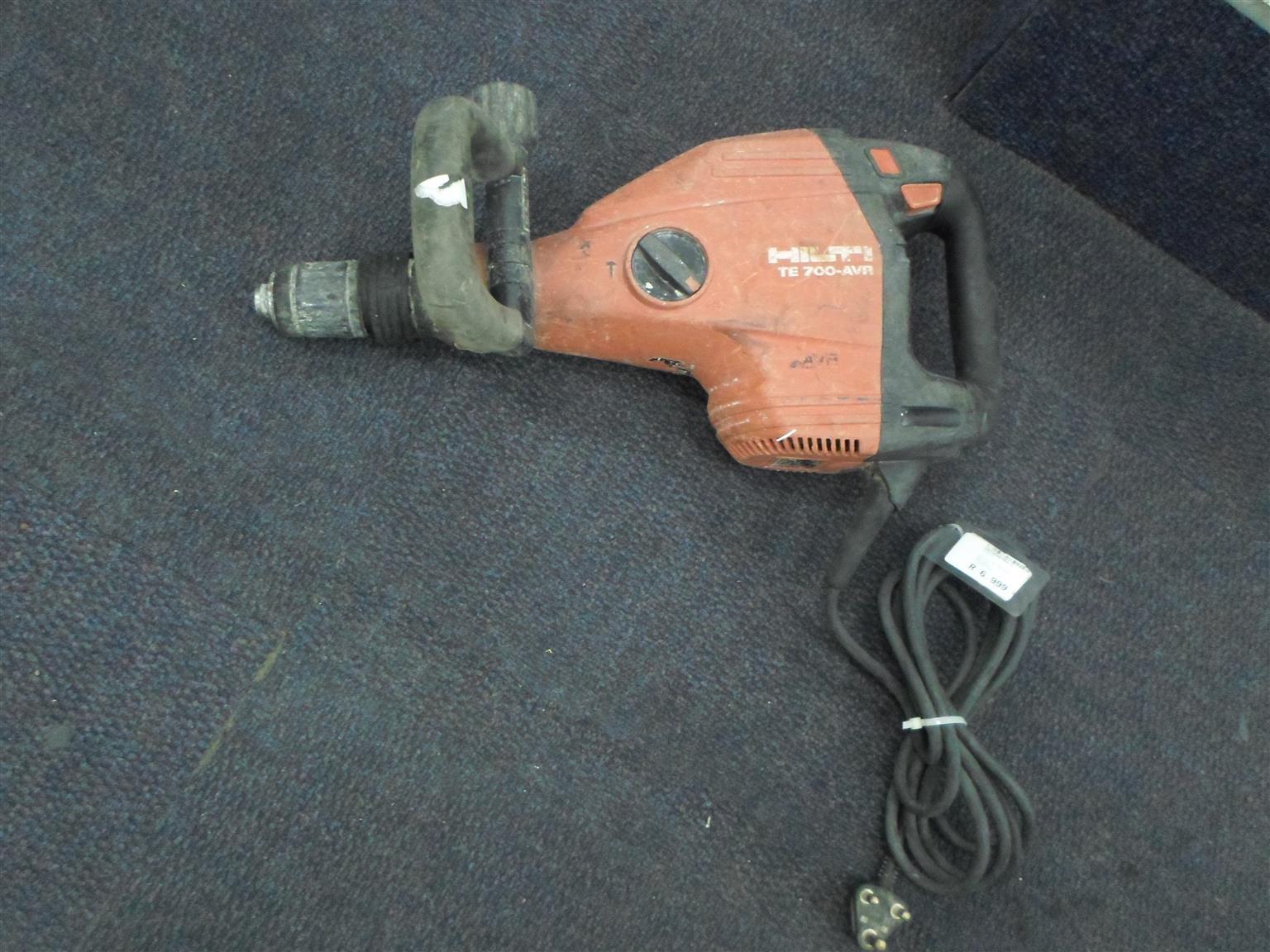 Hilti TE 700-AVR Drill - C033048763-1