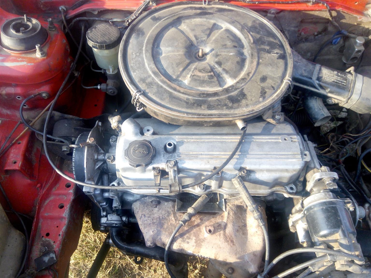 1996 Ford Laser
