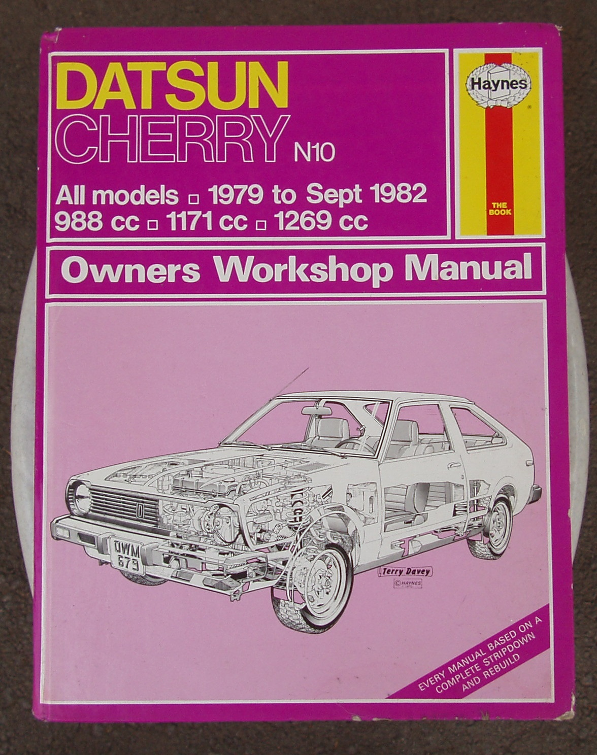 Datsun Cherry Owners Workshop Manual