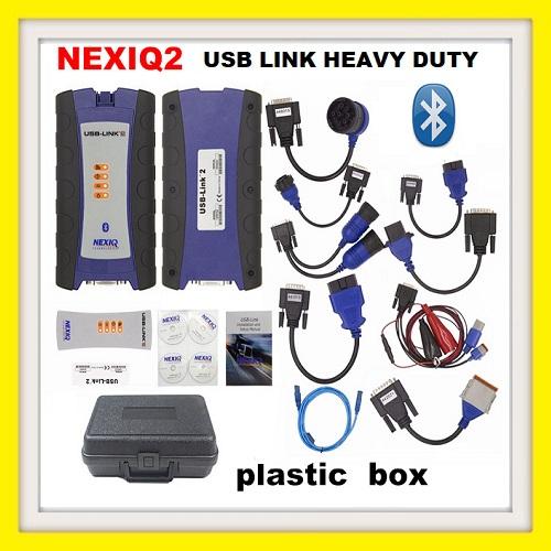 Truck diagnostic tool NEXIQ-2 USB Link + Software Diesel Truck Interface