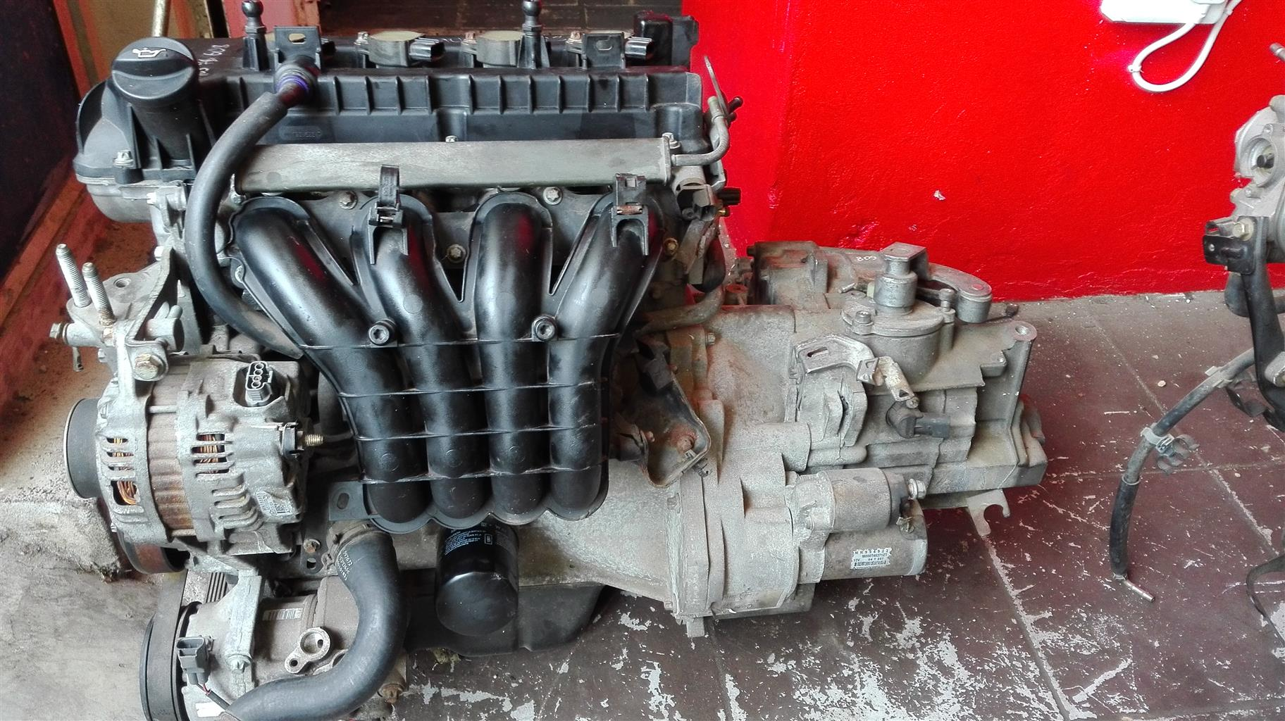 Smart Car Engine >> Smart Car Engine And Gearbox Code 919116 Junk Mail
