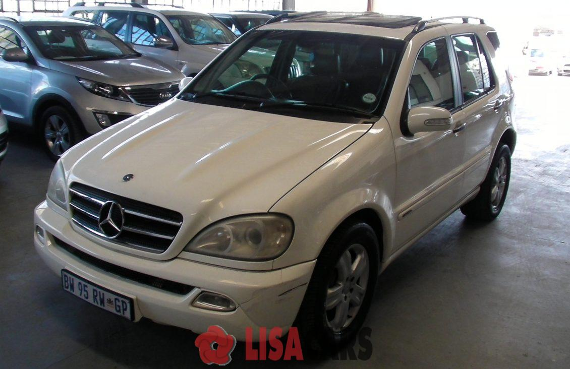 2005 Mercedes Benz Ml 350 Junk Mail Ml350 Parts