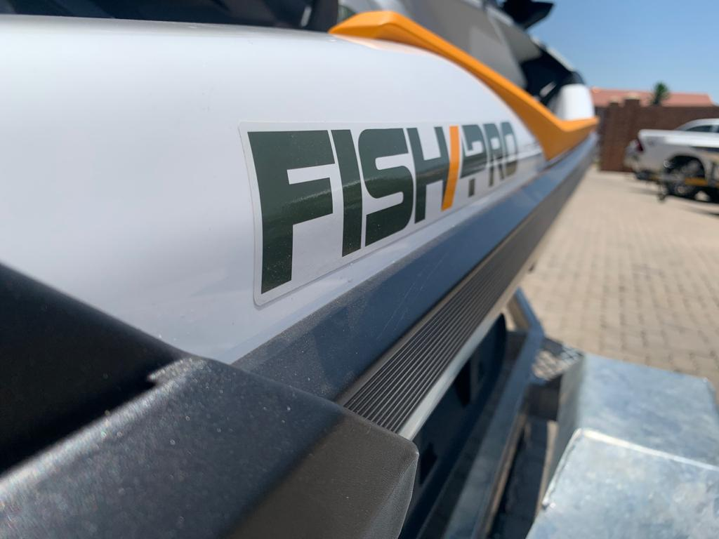 2019 SEADOO FISHPRO 155