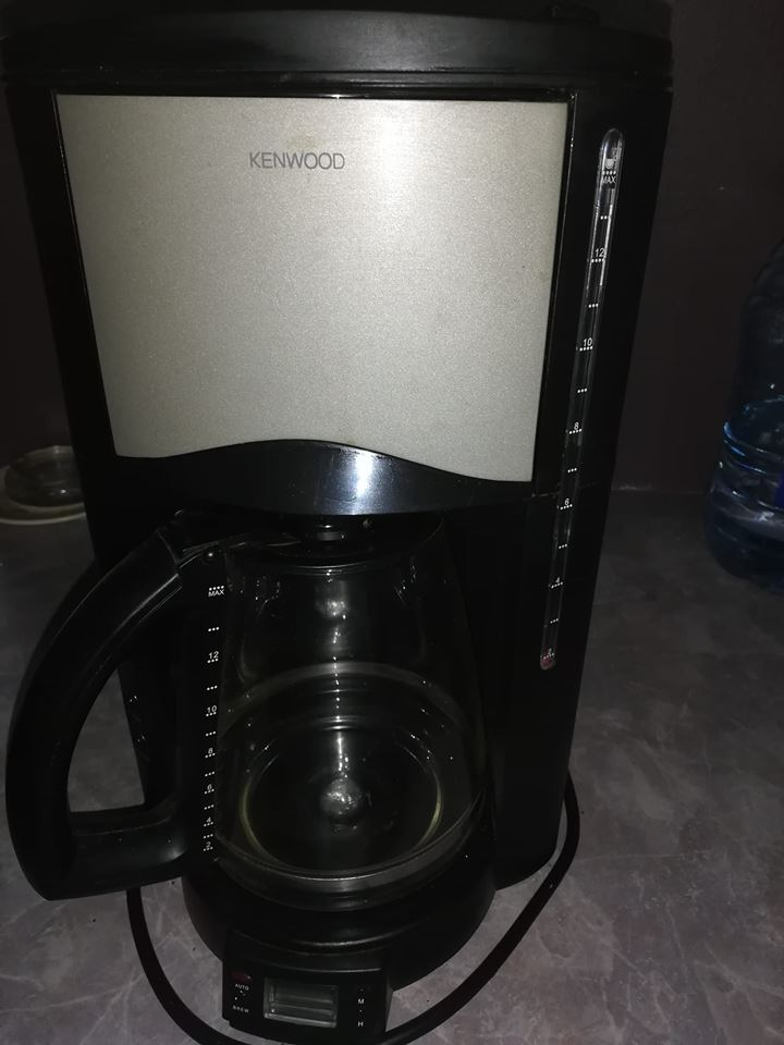 Kenwood coffee machine