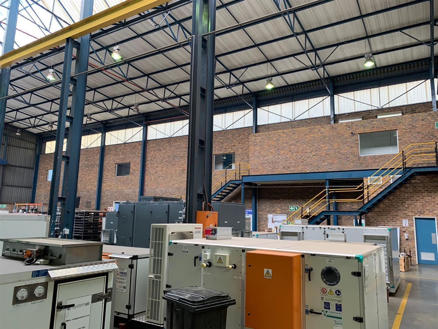 Industrial For Sale in Spartan