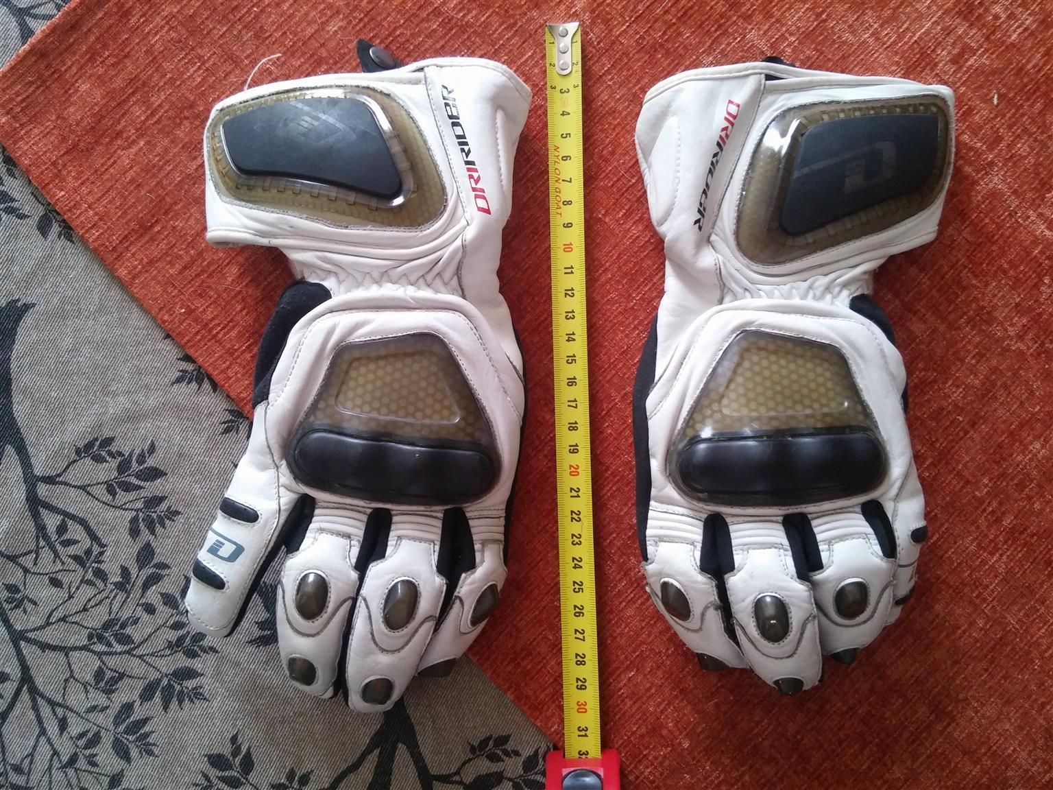 Motorcycle gloves XL