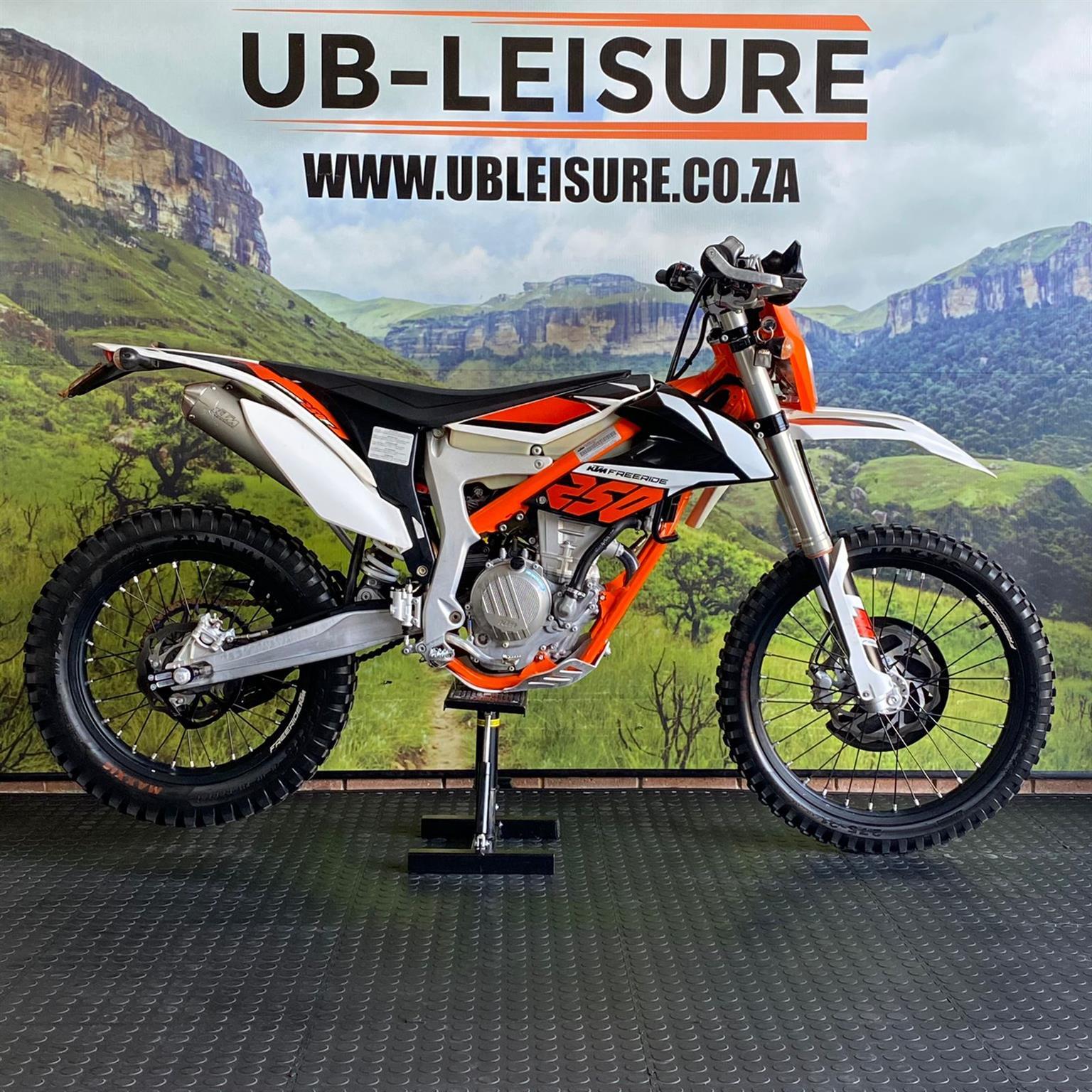 2019 KTM 250 FREERIDE | UB LEISURE