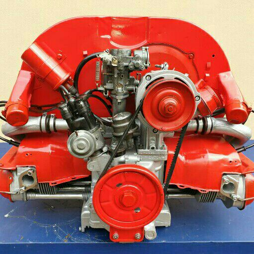 VW Beetle Engines