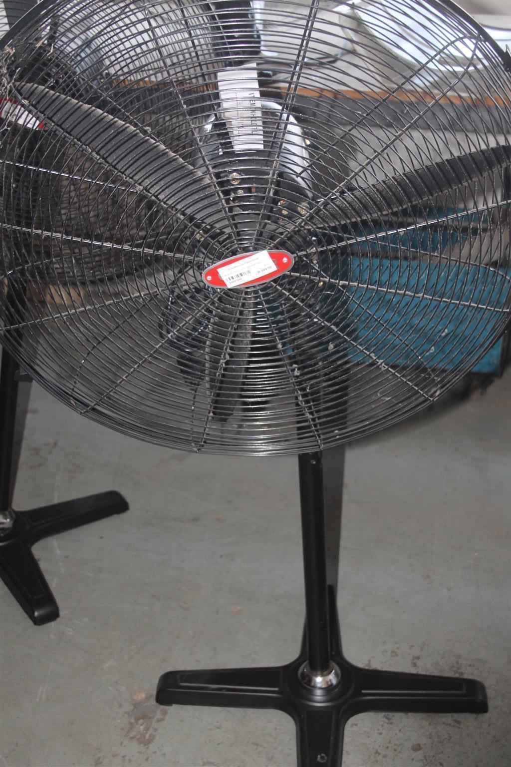 Black gold air fan S044755D #Rosettenvillepawnshop