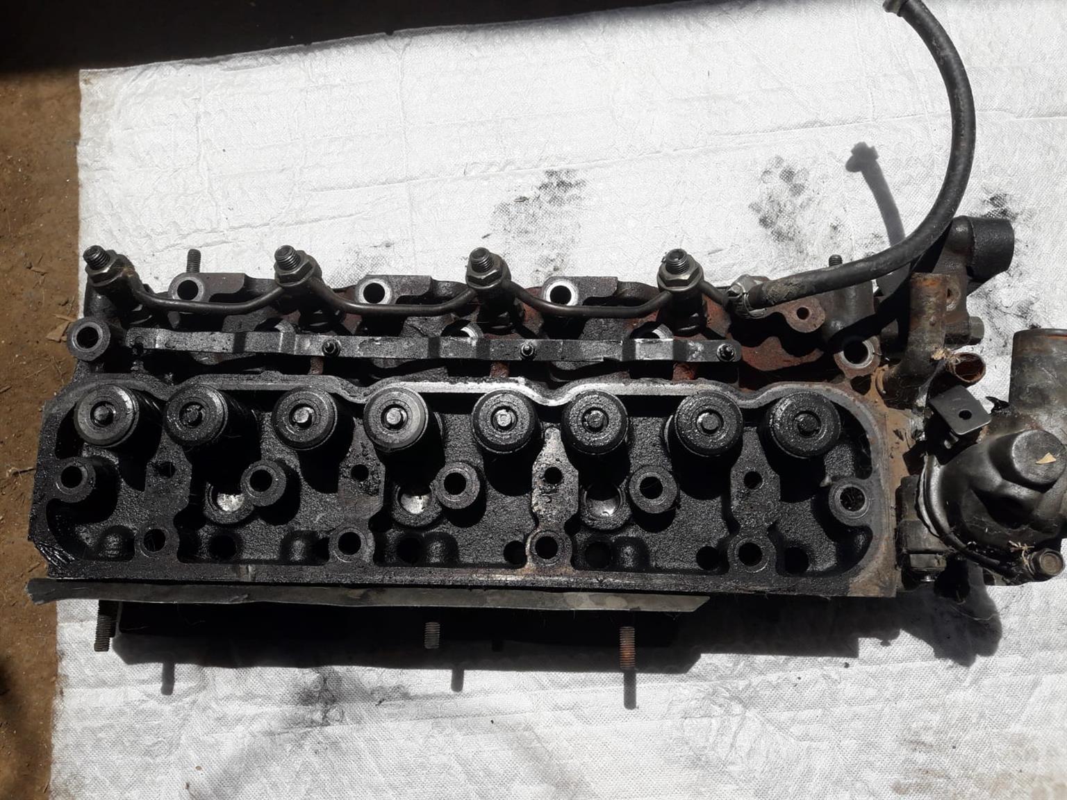 JMC engine spares