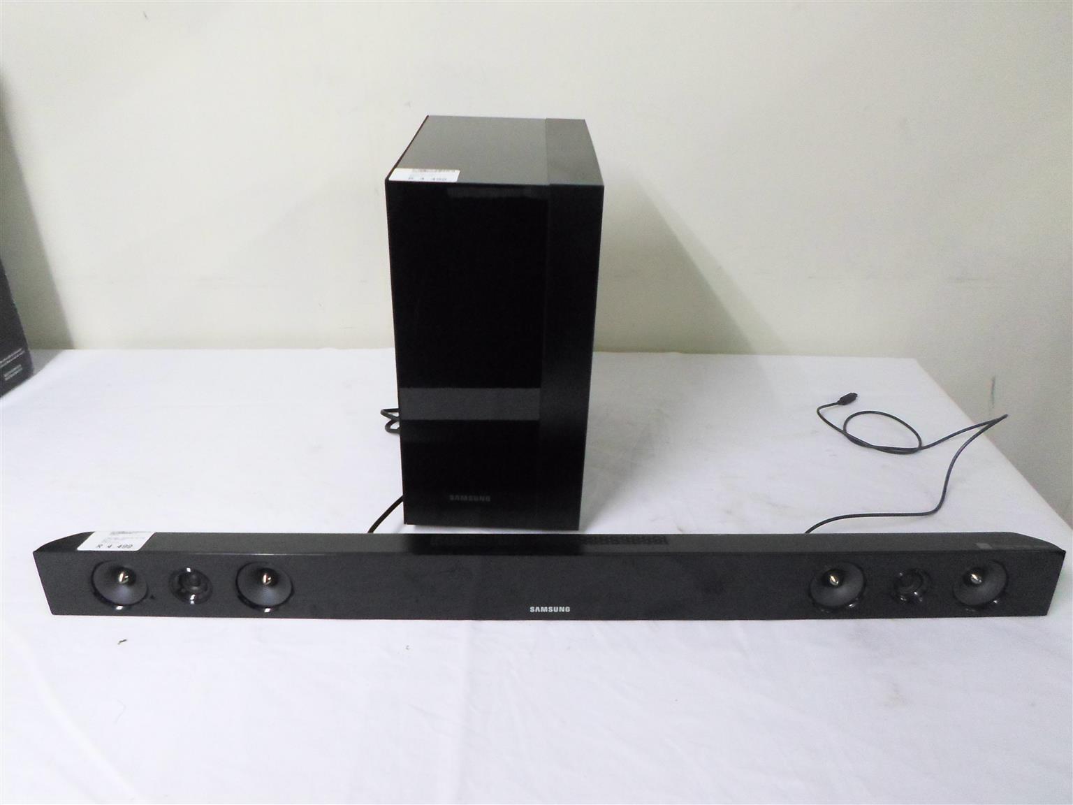 Sound Bar & Sub Woofer Samsung HW-F450