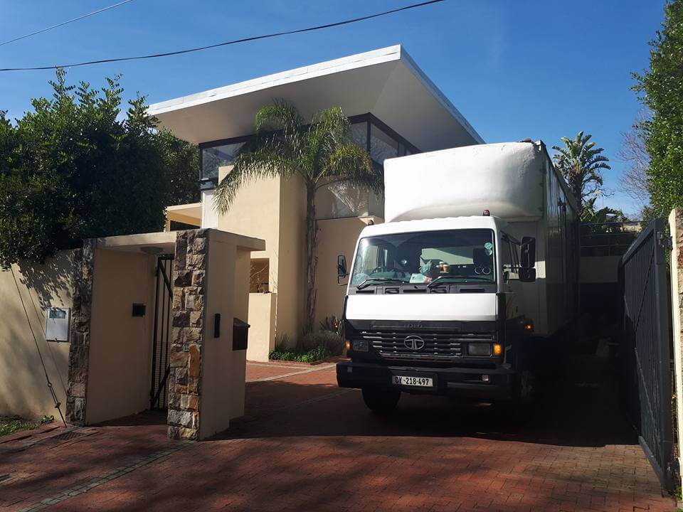 Furniture Removals In Gauteng Junk Mail Mesmerizing Furniture Removals Exterior