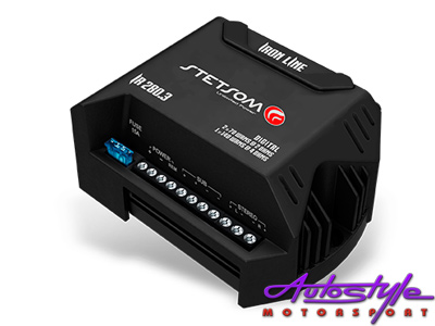 Stetsom Iron Line Micro Amplifier 100x2ch 200x1ch
