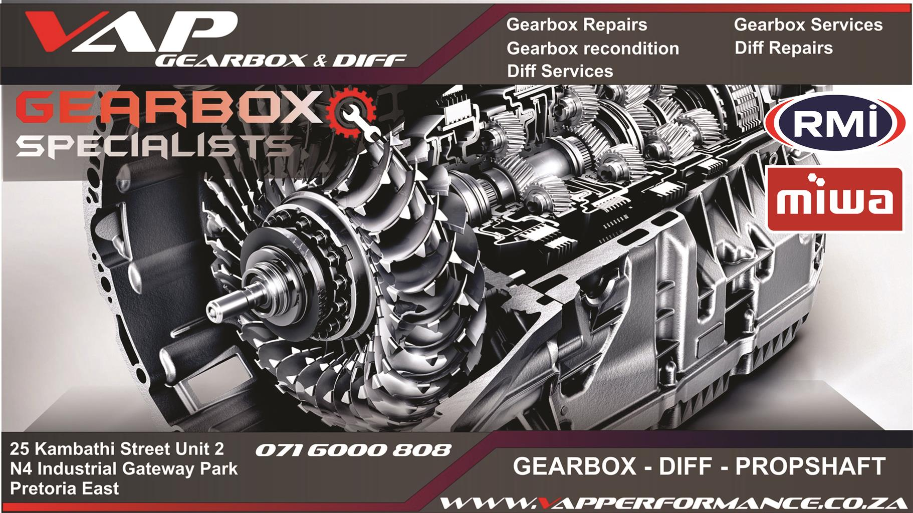 Automatic Gearbox and diff Specialists