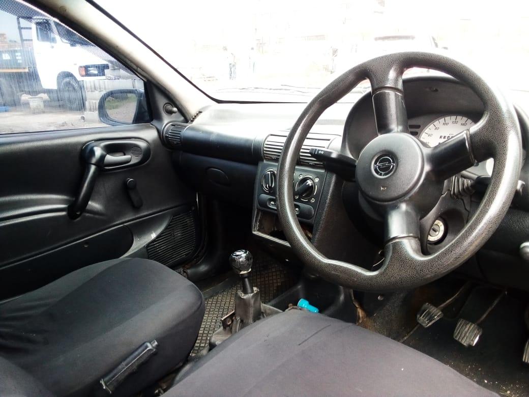 2002 Opel Corsa 1.7DTi Elegance