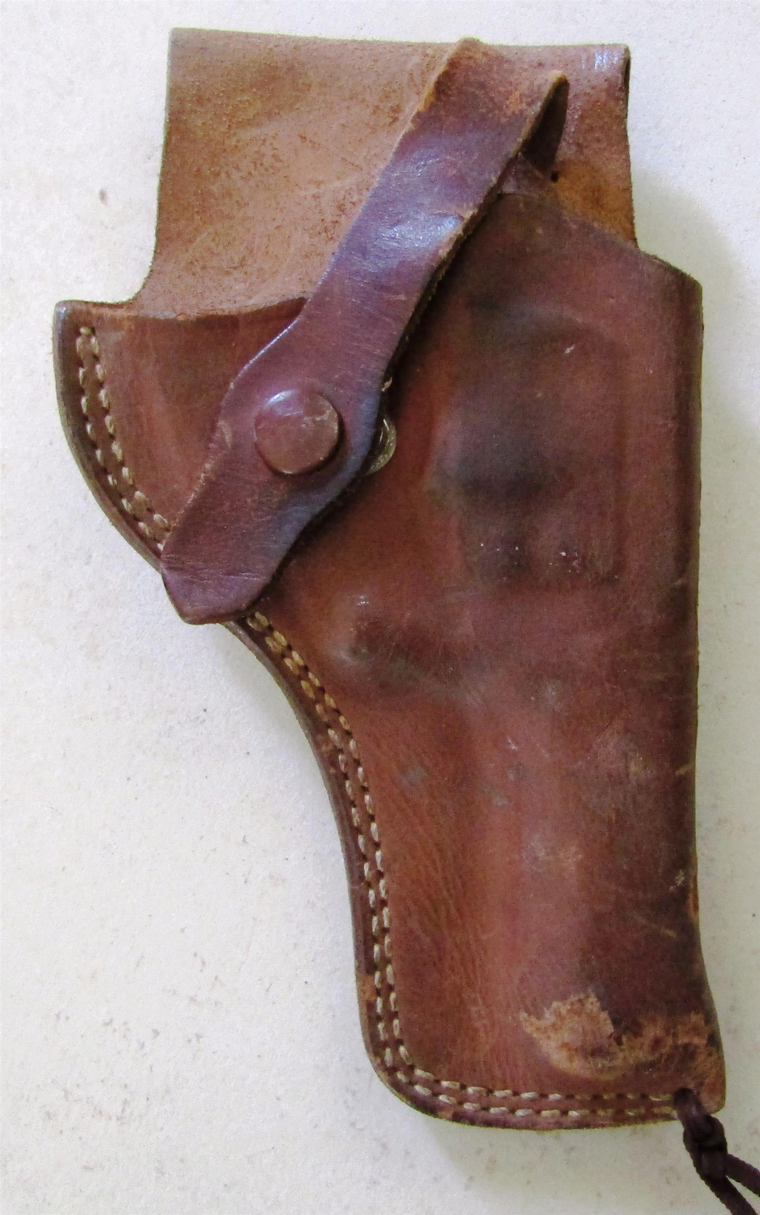 Gun Holster - Genuine Leather