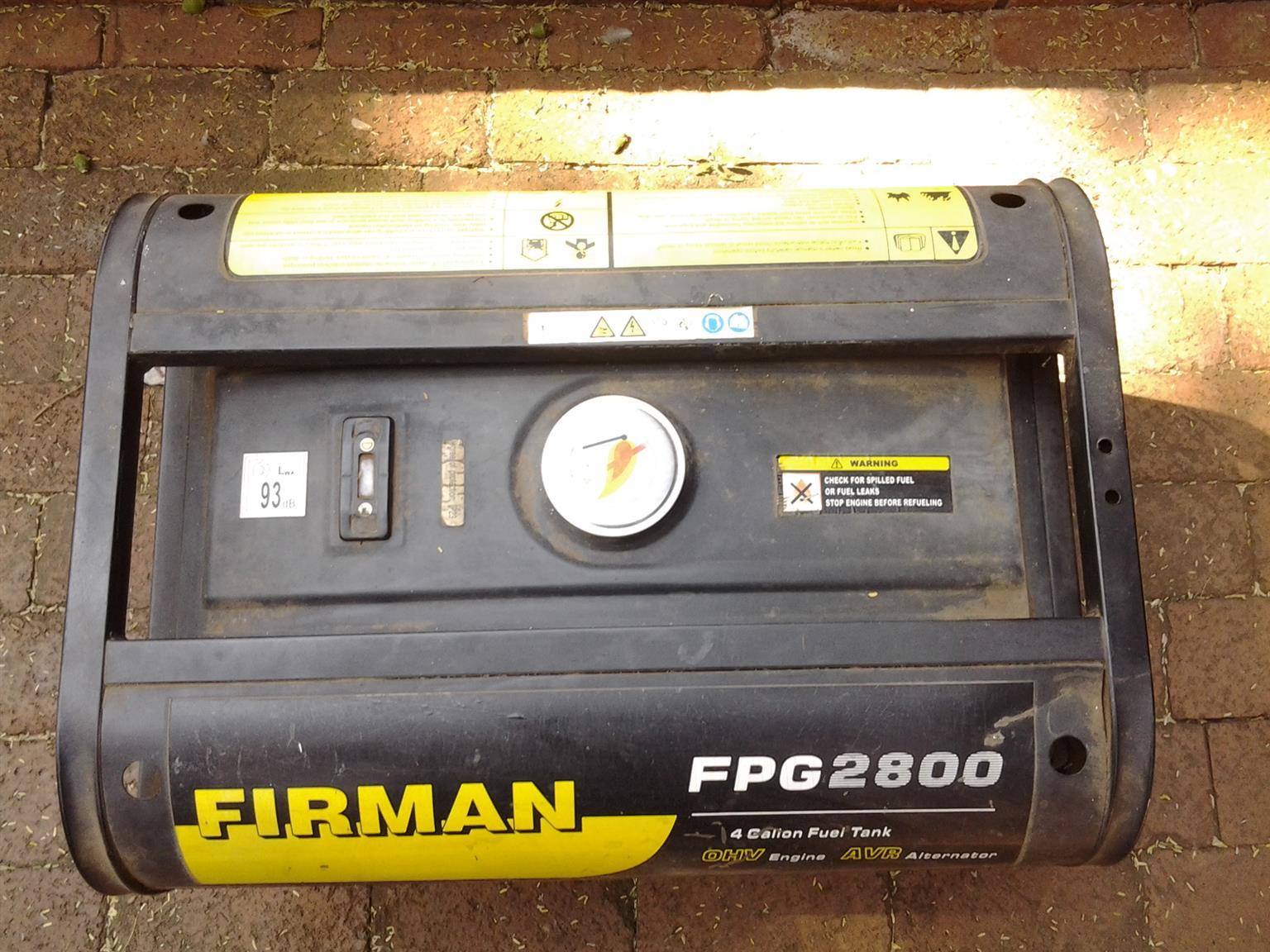 5.5 hp 2 kw generator for sale  bargain