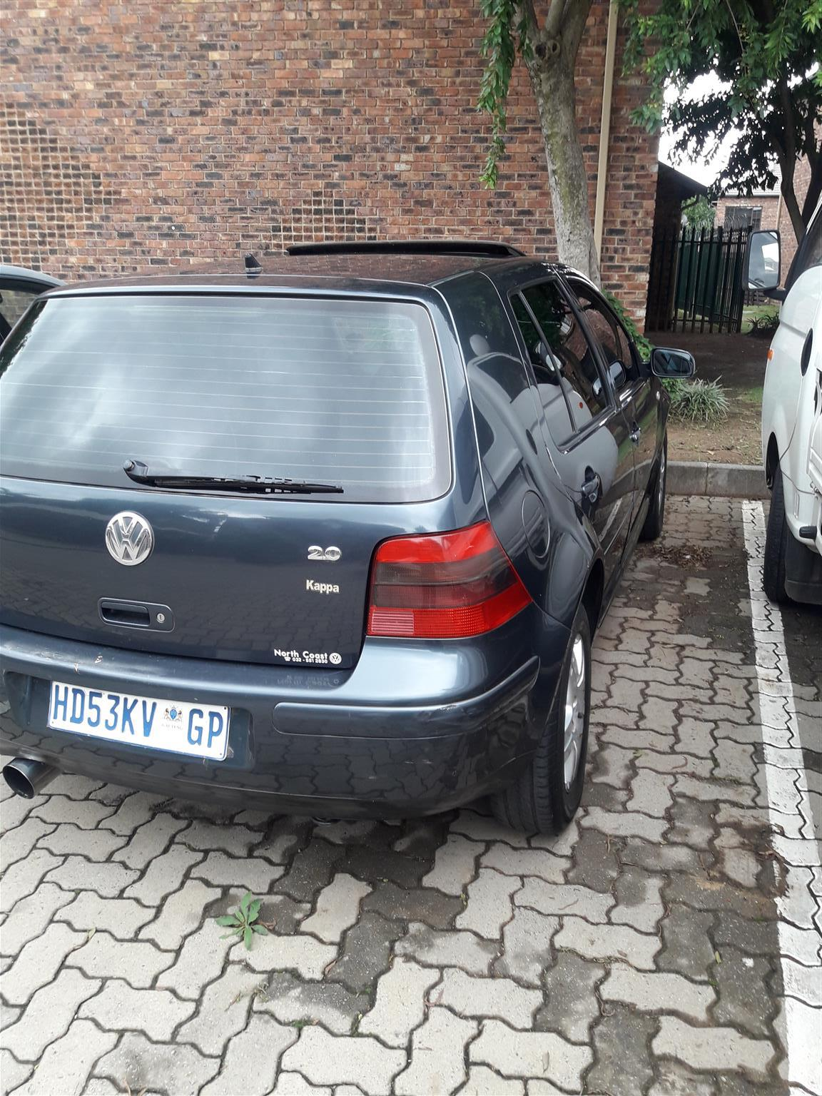 2003 VW Golf 2.0 Trendline