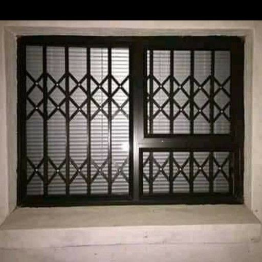 Burglar Doors,Windows and Gates