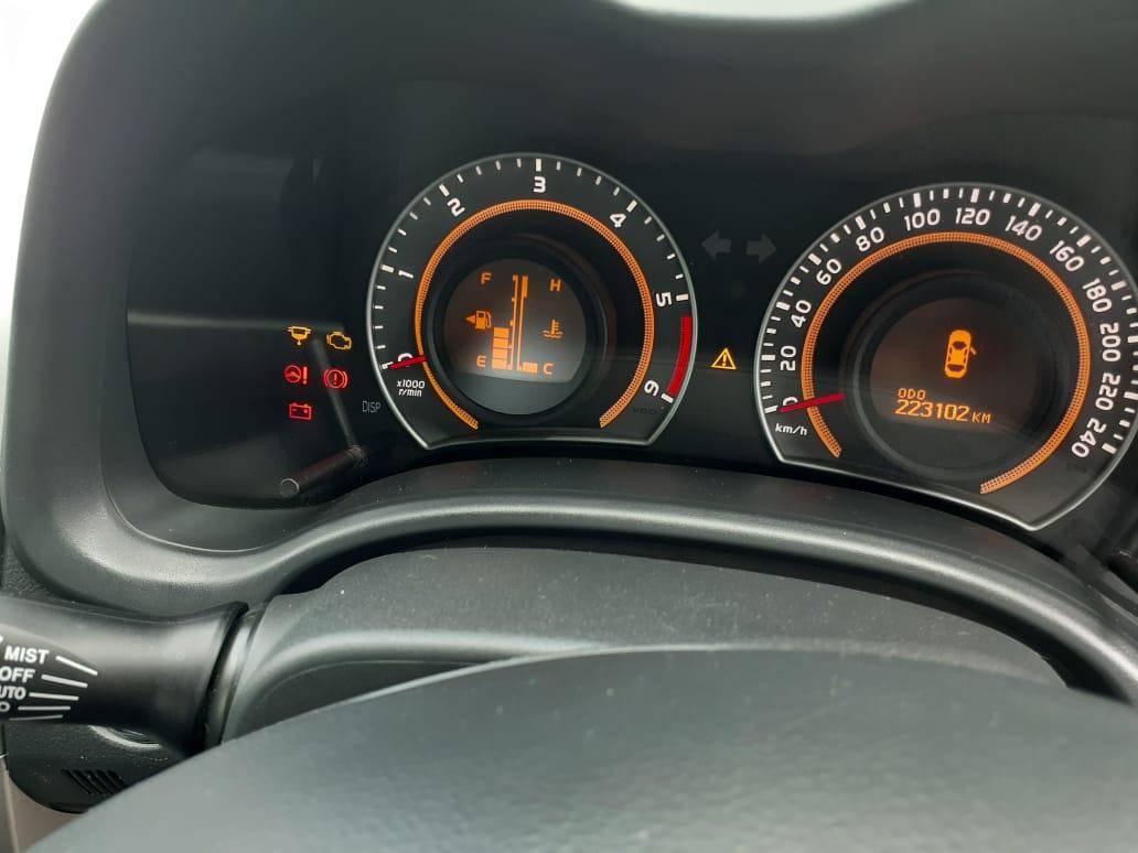 2010 Toyota Corolla 2.0D 4D Advanced