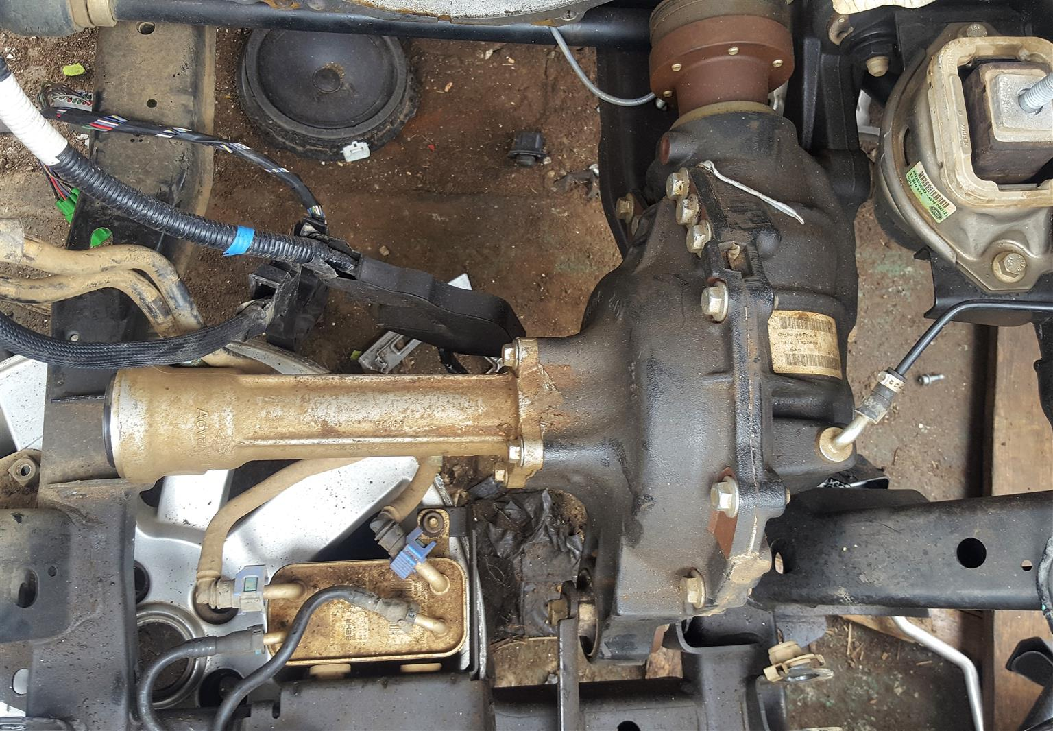 Front Diffs for Land Rover Discovery 3, 4 for sale | Auto Ezi