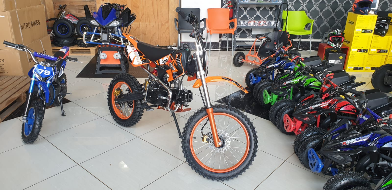 DB BIKE'S LENASIA - OFF ROAD BIKES - ATV'S & ACCESSORIES
