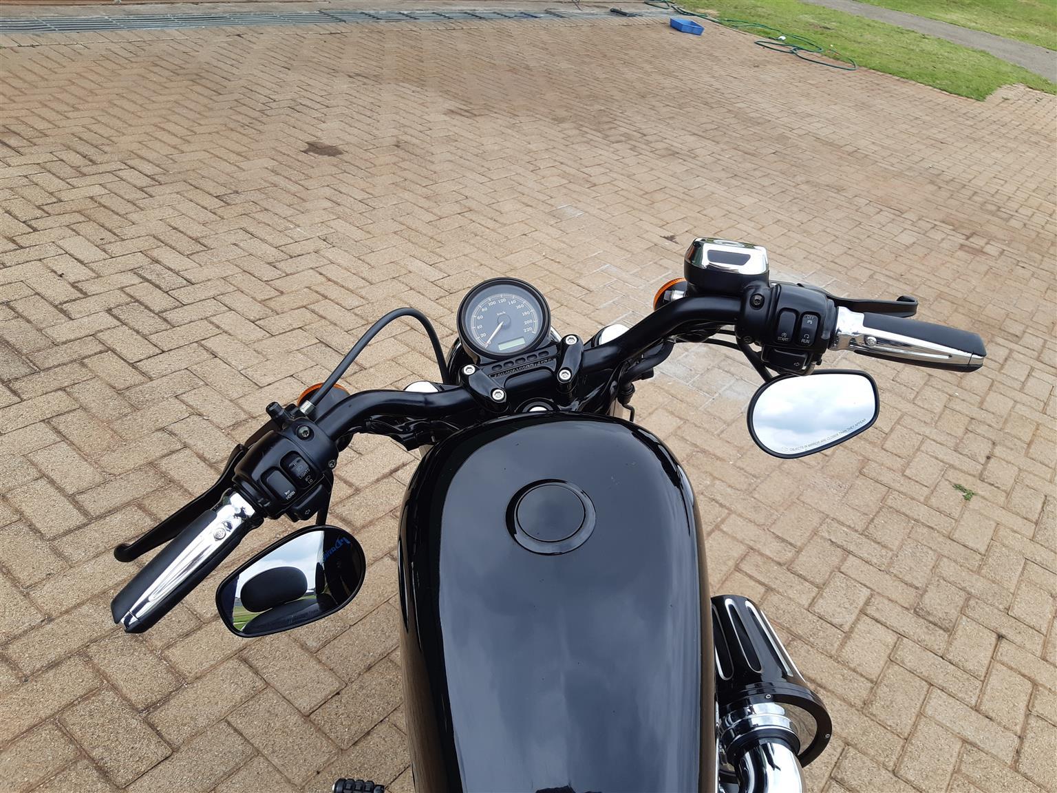 2012 Harley Davidson XL1200