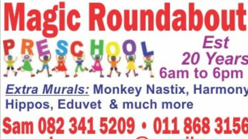 Magic Round About Pre school