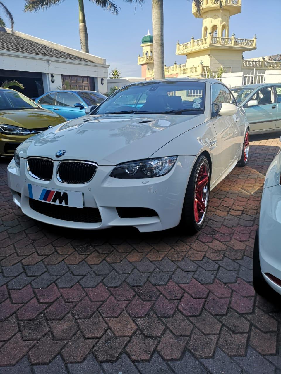 2009 BMW M3 auto