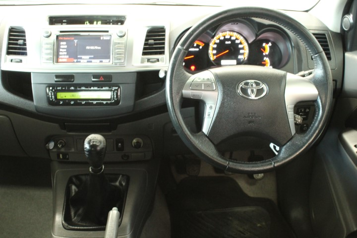 2014 Toyota Hilux 3.0D 4D double cab Raider Dakar edition