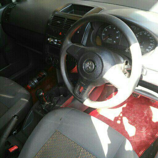 2010 VW Polo Vivo hatch 5-door POLO VIVO 1.4 TRENDLINE (5DR)