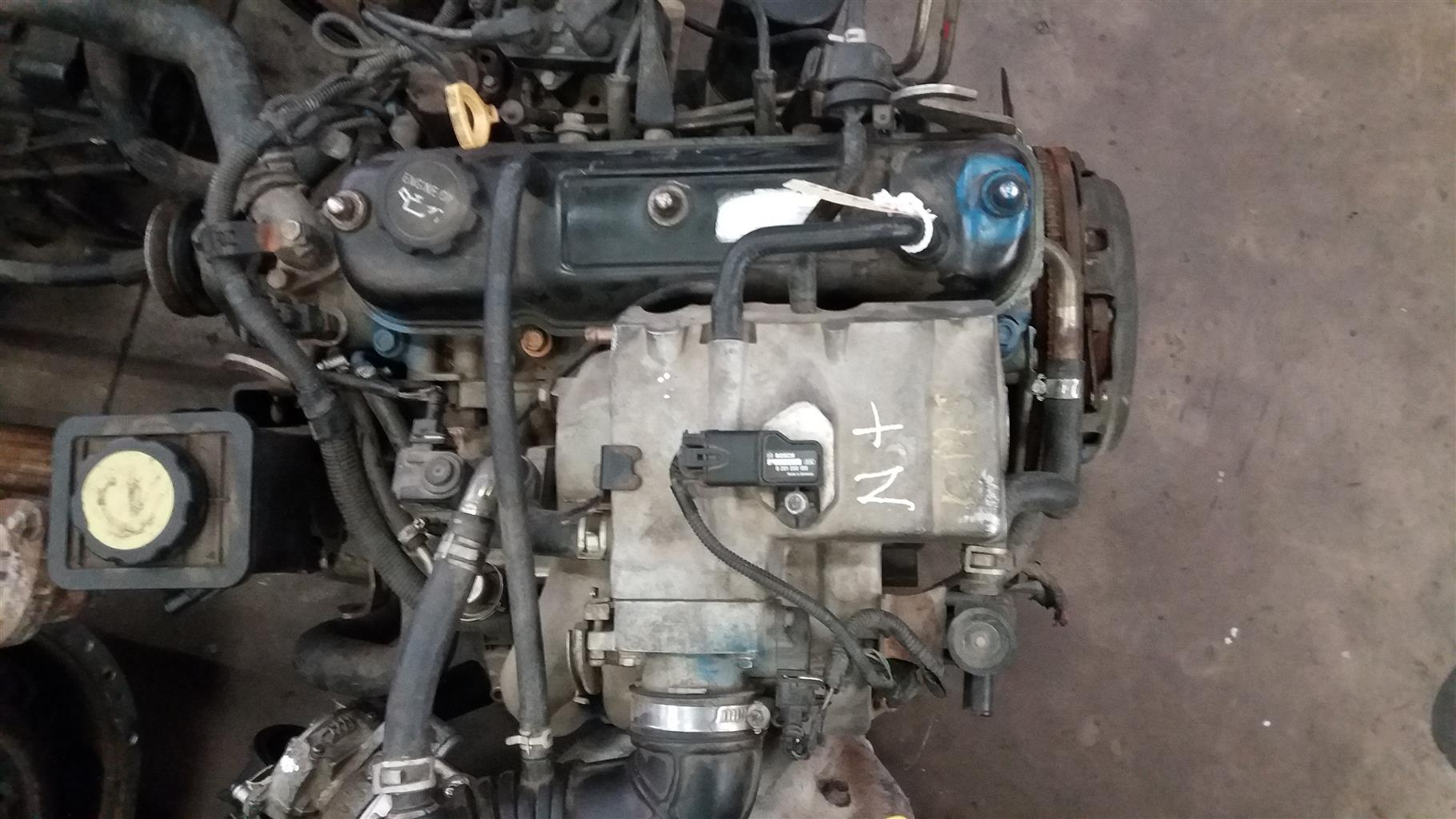 GWM 2.2 EFi Engine # 491QE