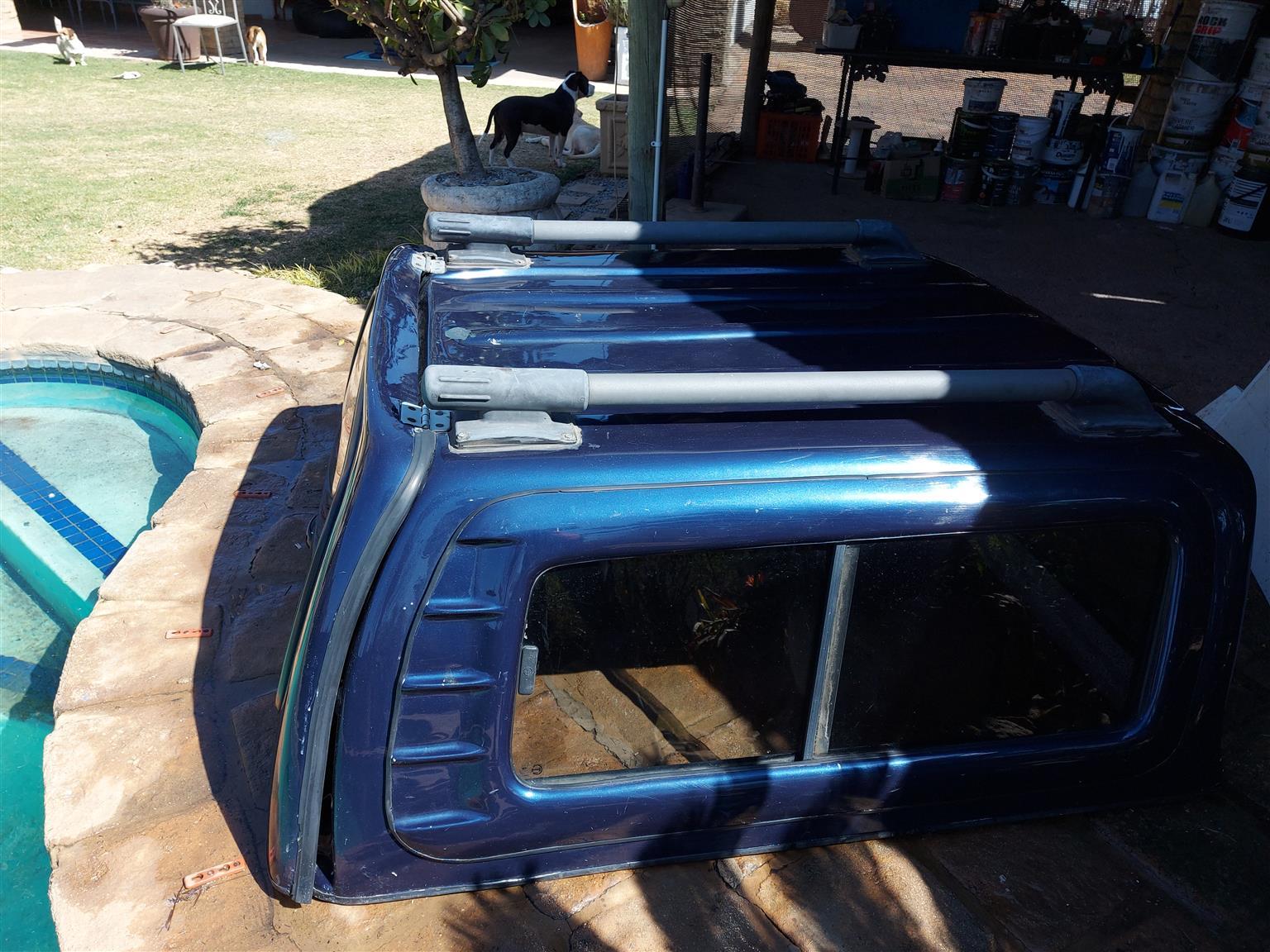 Nissan Navara Canopy