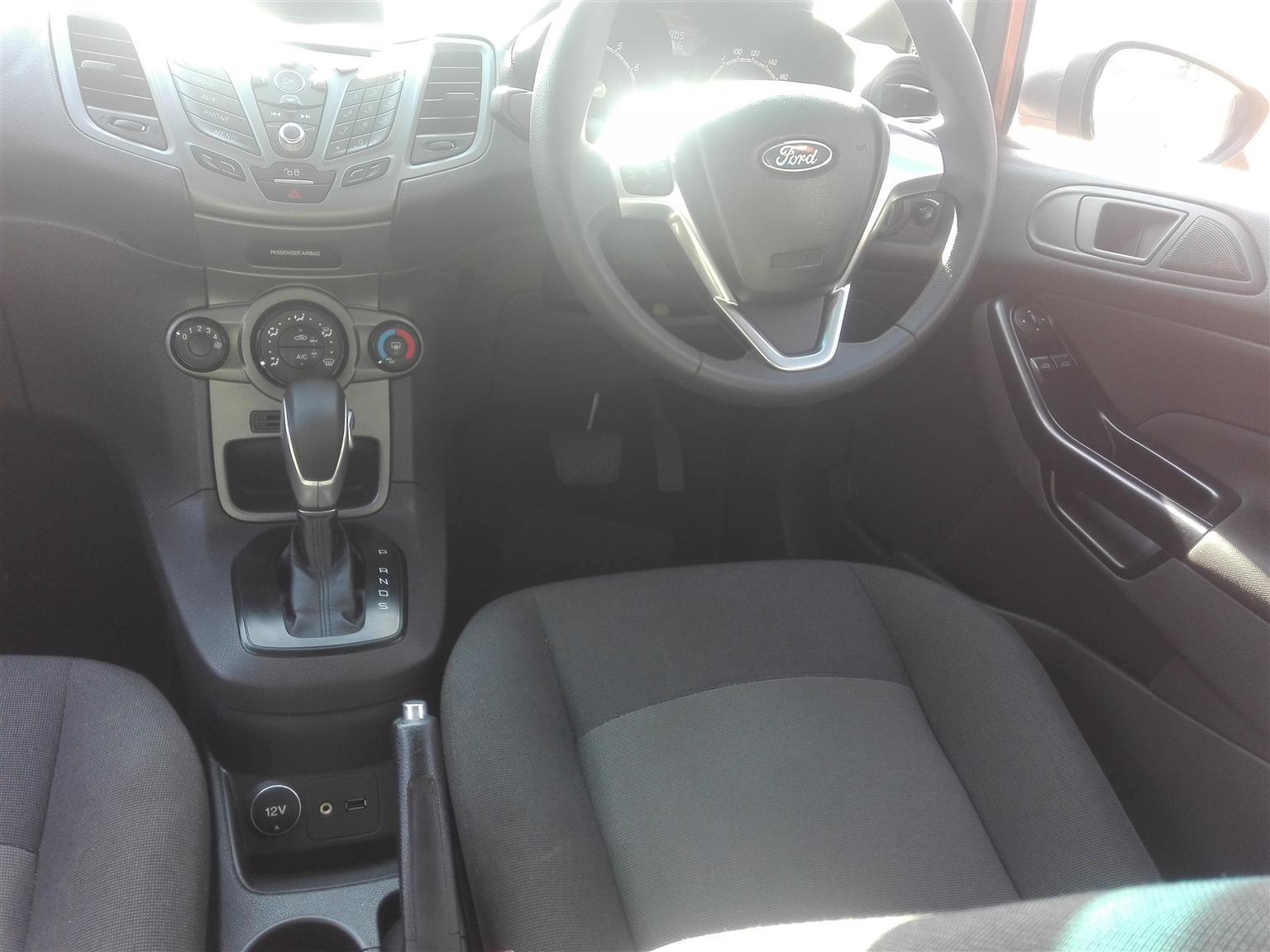 2015 Ford Fiesta hatch 5-door FIESTA 1.0 ECOBOOST TREND 5DR