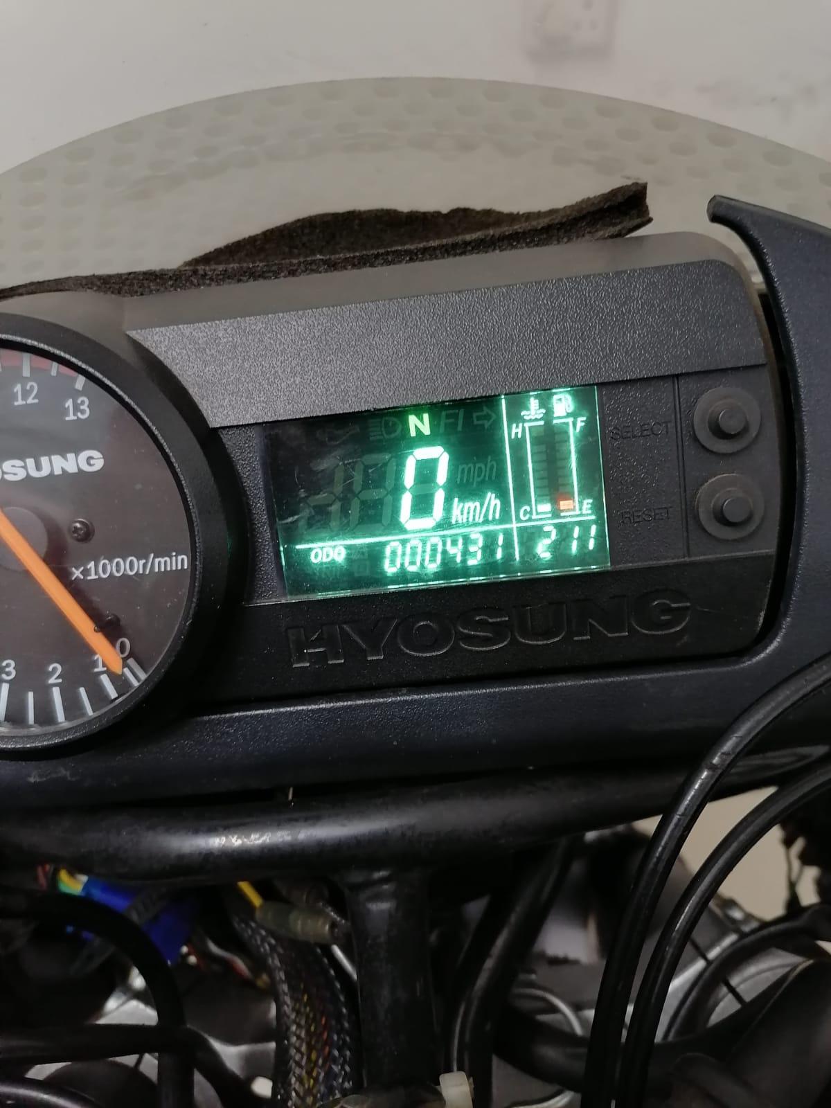 2006 Hyosung GT