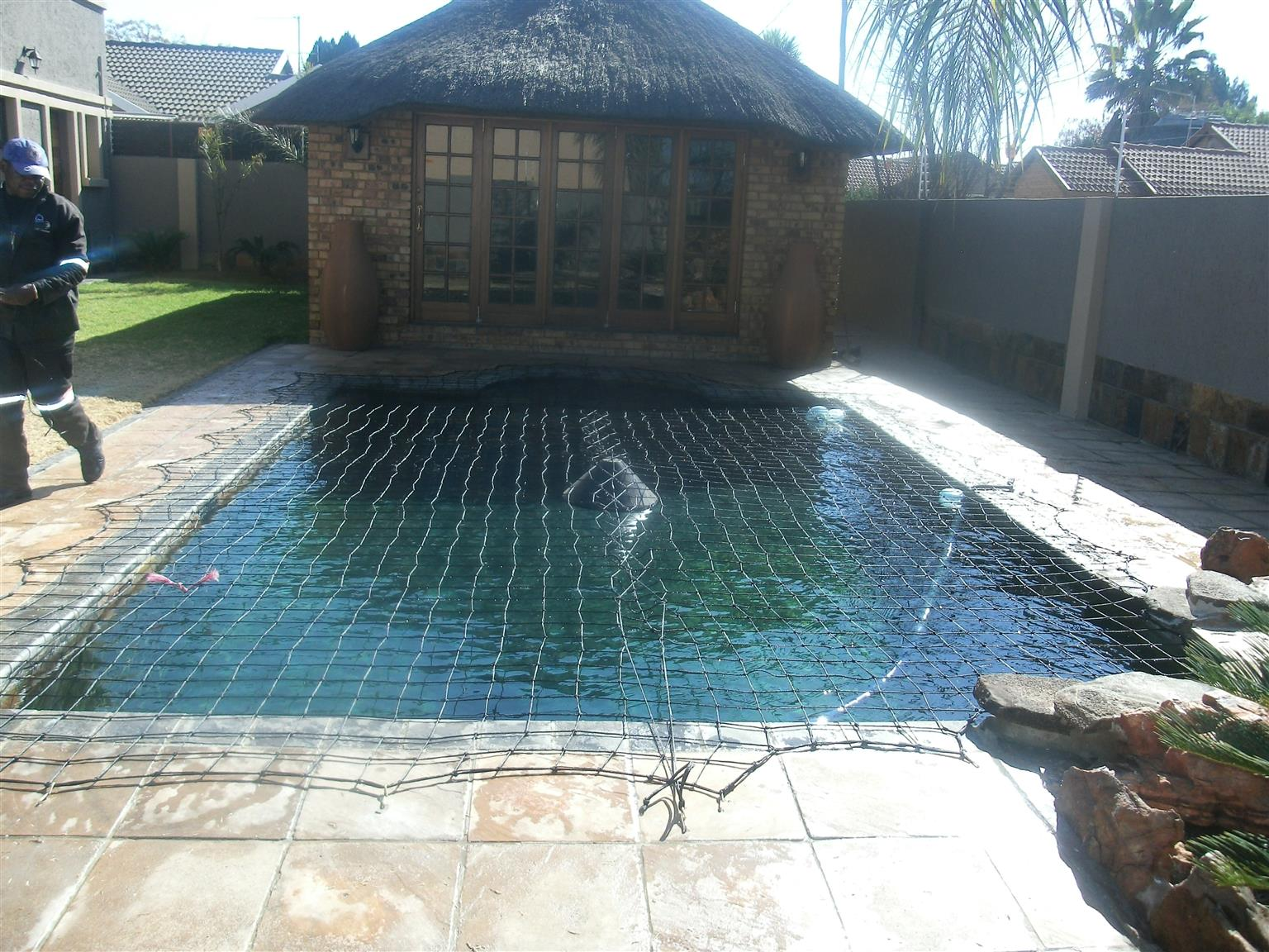 Swimming Pool Safety Nets & covers - Summer Specials