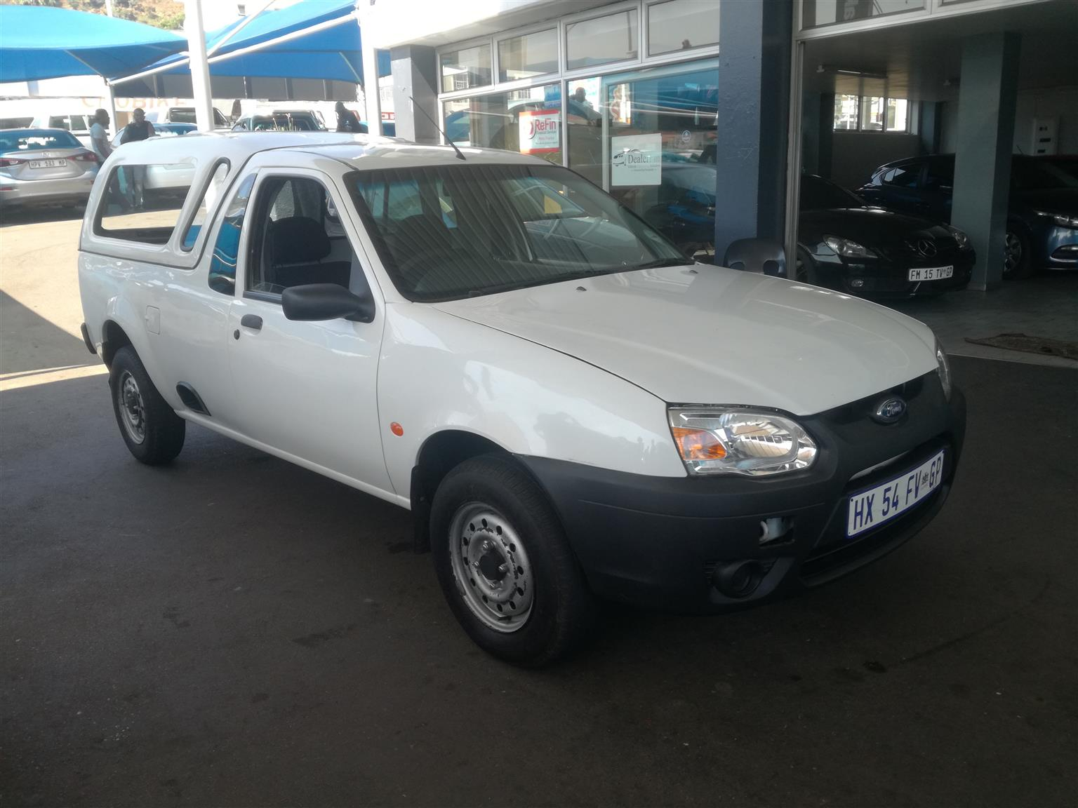 2009 Ford Bantam 1.3i
