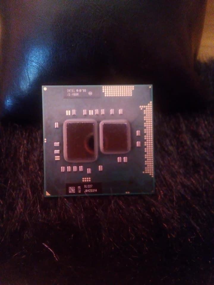 Intel Core i5 480m Notebook Processor