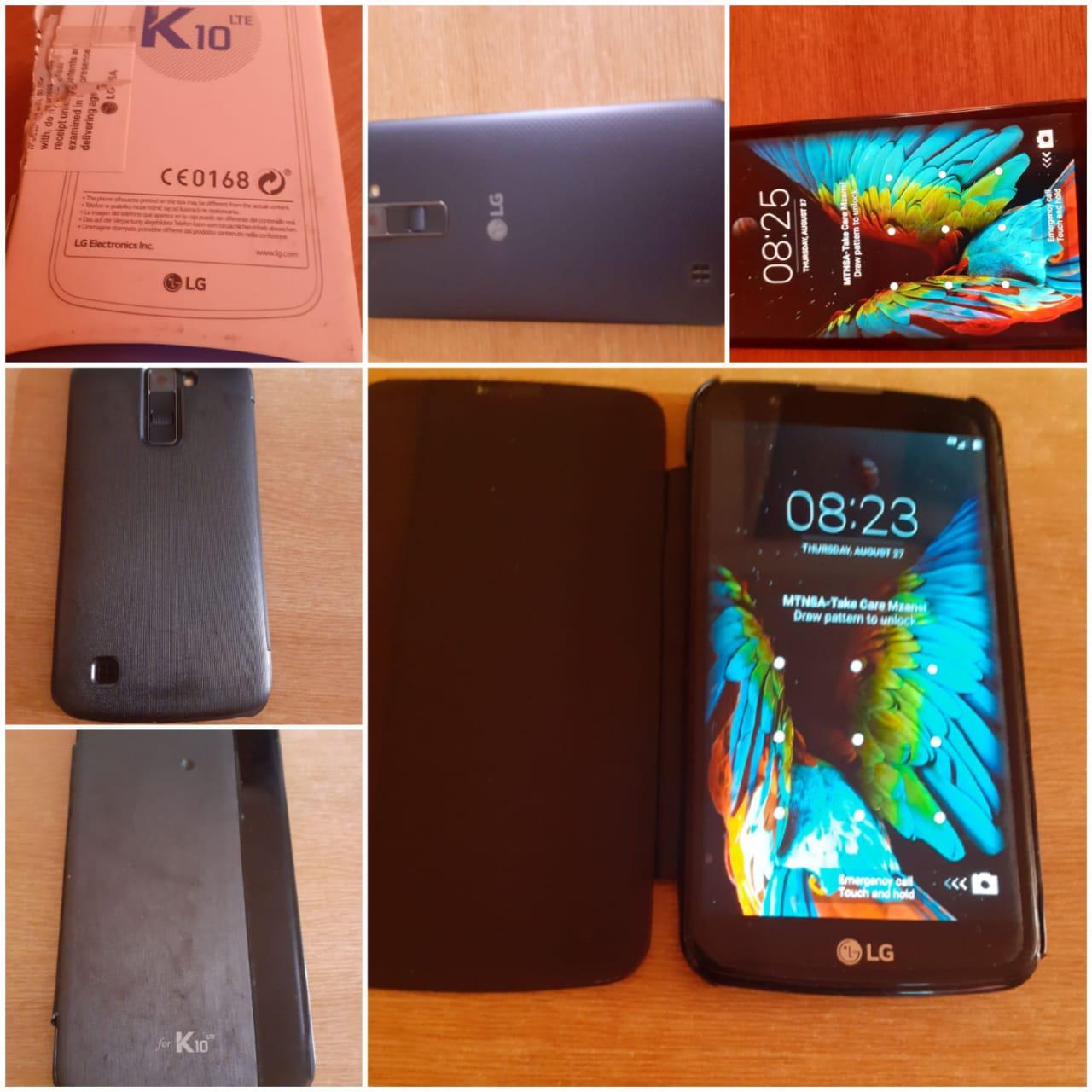 LG K10 CELLPHONE FOR SALE.