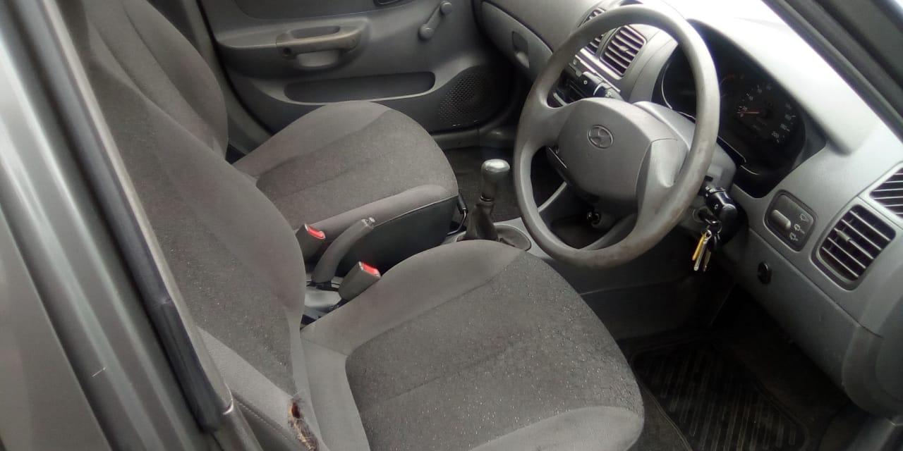 2002 Hyundai Accent 1.6 GL