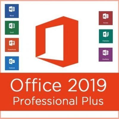 Genuine Microsoft Office 2019 Pro Plus